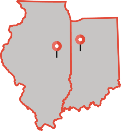 Two LocationsApril 2008